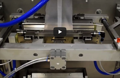 Packaging Machine Video