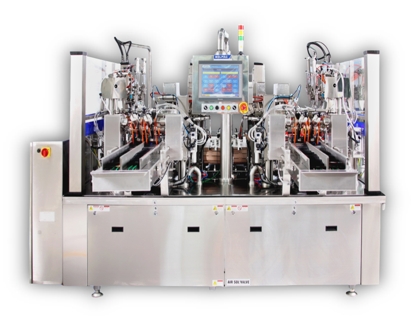 How do Automatic Pouch Filling and Sealing Machines Work