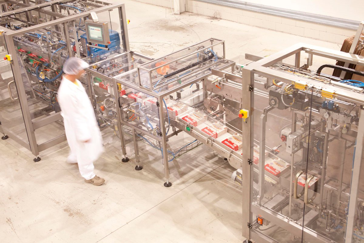 An introduction to automatic flexible packaging machines :: Viking Masek