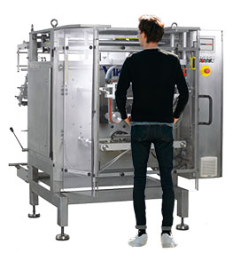 First time buyer of Packaging Machines