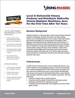 Gibbsville Cheese Case Study